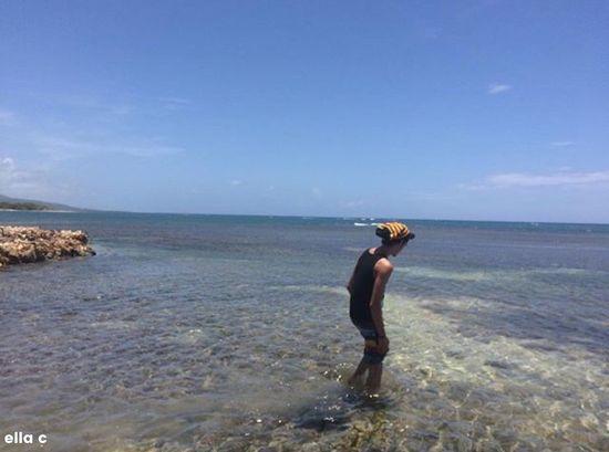 Jamaica Jamaican Vibes Ocean Beach Nature
