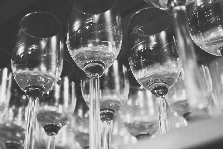 Alcohol Close-up Container Drink Drinking Glass Focus On Foreground Food And Drink Glass Glass - Material Household Equipment Indoors  No People Reflection Refreshment Selective Focus Still Life Transparent Wine Wineglass