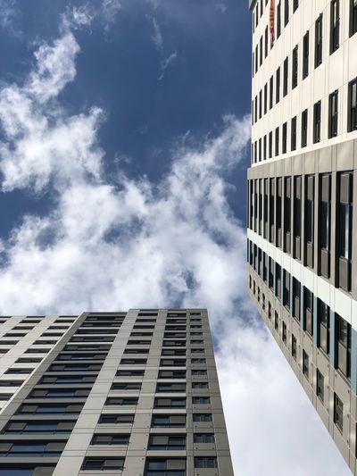 Building Exterior Built Structure Architecture Building City Sky Cloud - Sky