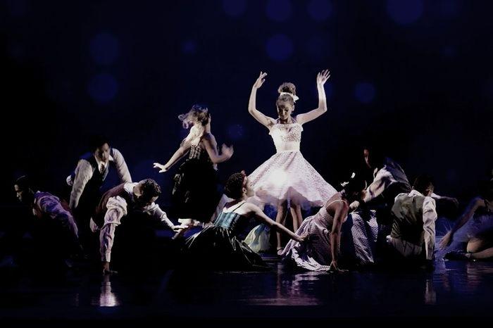 Nunca vou esquecer desse dia ,,, Dançandonachuva TeatroAmazonas Laocs
