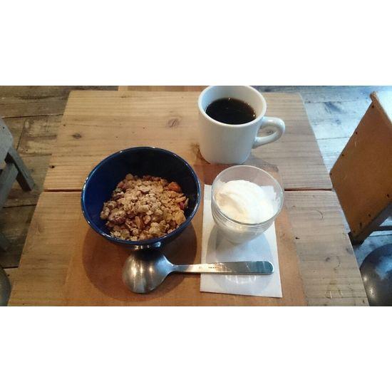 恵比須 猿田彦珈琲 Cafe Coffee シリアルが最高においしい(°∀°)✨