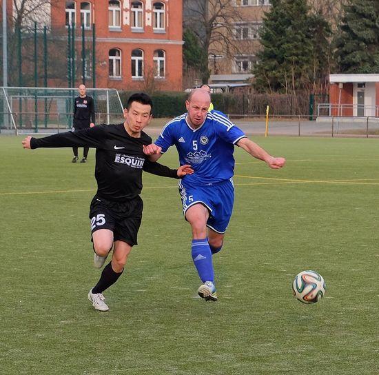 2:1 Auswärtssieg! SC Kristall Kristaller Werden! Support The Team Soccer Berlin FUJIFILM X-T1