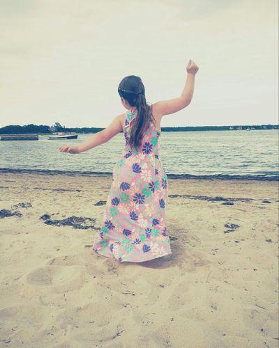 Taking Photos Loving Life  Lovely My Little Girl Fun Love Oceanlife Wildchild Free Soul