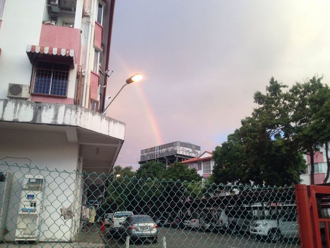 Somewhere Over The Rainbow What Makes You Strong?