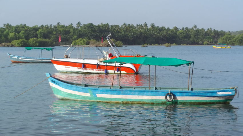 Nautical Vessel Water Buoy Sea Transportation Beach Day Outdoors No People Sky Nature Goadiaries