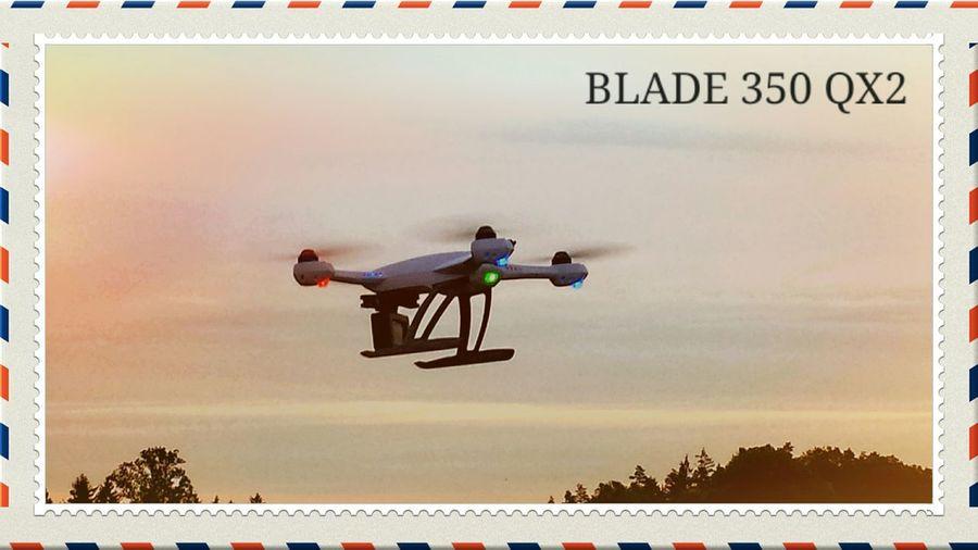 Quadrocopter Blade 350 QX2