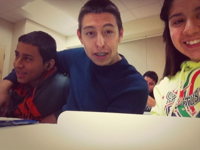 At Conformation With These Losers Yesterday!!