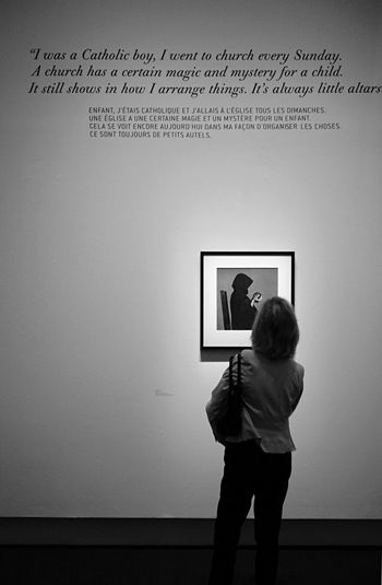 Blackandwhite Streetphotography Photojournalism Mapplethorpe Grand Palais Paris