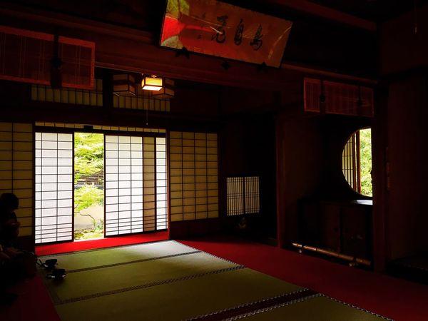 雲龍院 泉涌寺別院 京都 Kyoto Kyotojapan Travel Destinations Indoors  Lifestyles Place Of Worship Enjoying Life Relaxation Kyototravel Built Structure Beauty In Nature Hello World Kyoto, Japan 3XSPUnity Relaxing