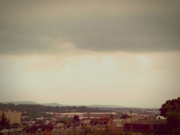 weary weather Reading, PA. Sky Line Cloud - Sky Built Structure City No People House Nature Day Cityscape Outdoors