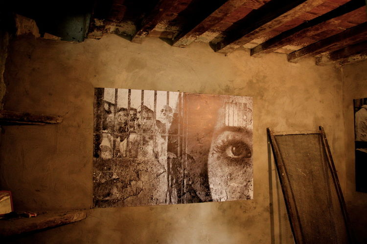 Abandoned Places Art Art Performance Art Photography Indoors  Interior Medina Sfax Monochrome No People Photography Tunisia