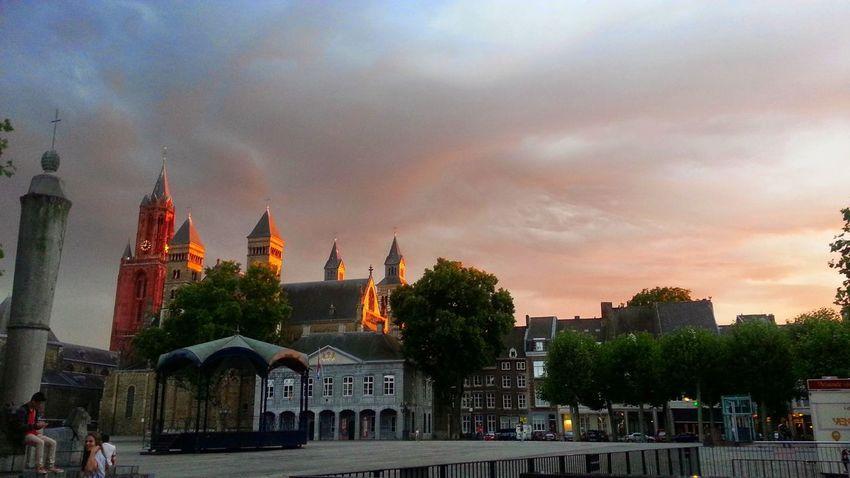 Maastricht Fotofantast Travel Photography evening sky Taking Photos