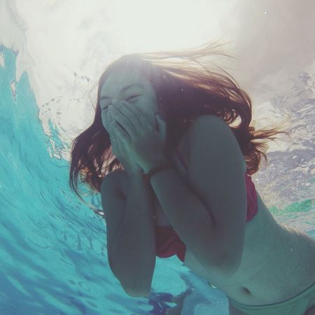 Gopro Underwater Asian  Vietnam