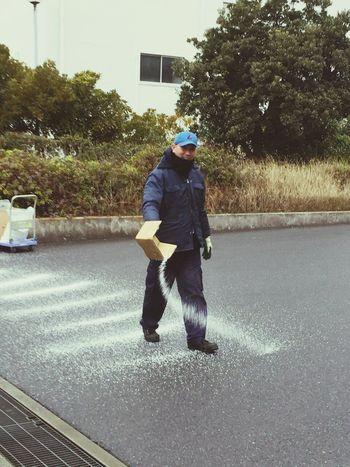 Taking Photos Enjoying Life Enjoying Life Japanroad Winter Winter Time Job Jobtime