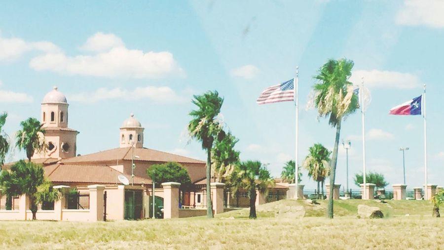Laredo Texas Welcome Center Architecture