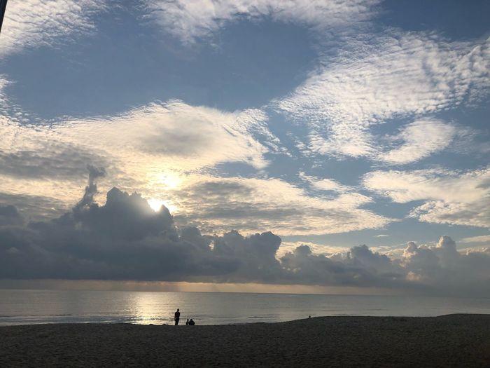 Water Sky Cloud