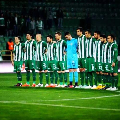 Bursaspor Takım Ruhu YeşilBeyaz First Eyeem Photo