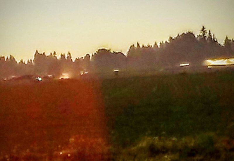 Color And Light This Morning ✨ Trees In The Distance Enjoying Life Light And Shadow Farm Equipment Morning Light Farmers Farming The Land Farmland Farming Equipment Farmingamerica