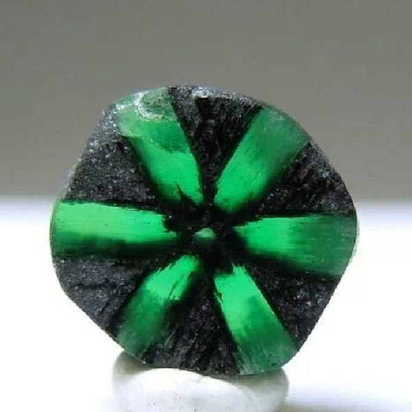 Trapiche Emerald Mydream Nofilter Gem Nature Instagramers Gemstones Gemologist Jewelry Gift