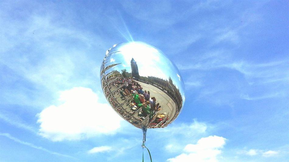 Rynek Główny balonowy Krakow Krakowpoland RynekGlowny Cracow Mainsquare Balon Baloon