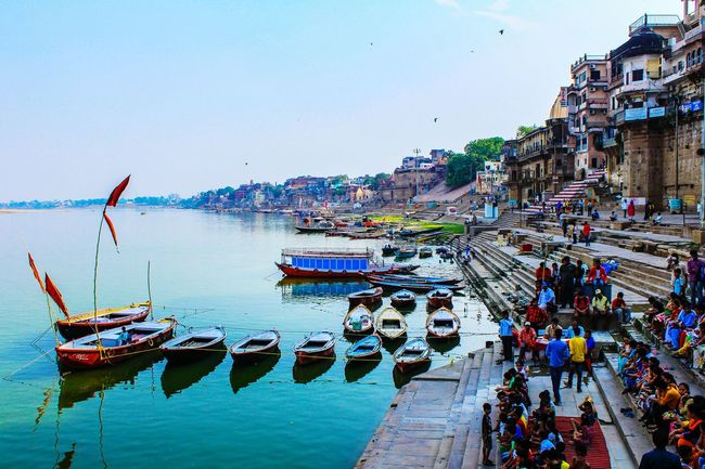 Water Day Varanasi No People Stilt House Nautical Vessel Business Finance And Industry Reflection Flower Outdoors History Lucknow Dome Travel Destinations Lucknowdiaries Architecture Nature Sky Blue Sea People Tree Forest Lake Mountain