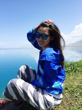 新疆伊宁赛里木湖