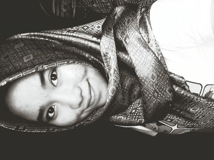 Sundayselfie Self Portrait Hijabista Sick Day