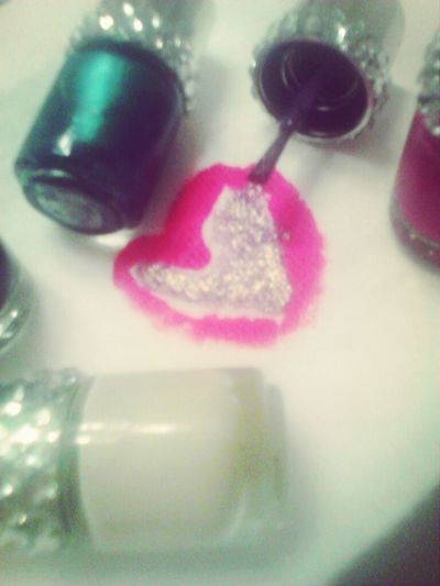 Like of you love nail polish <3