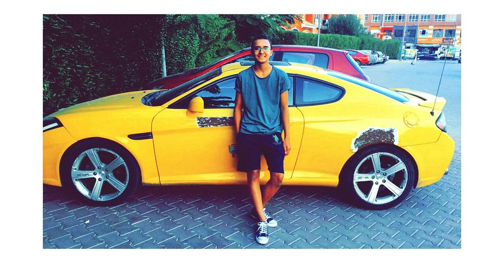 Car dont ask quations ,car understand. Mode Of Transport Yellow Parking Travel Transportation Yellow Transfer Print Auto Post Production Filter Mode Of Transport Land Vehicle Full Length Parking Travel Casual Clothing Day History First Eyeem Photo