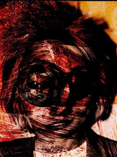 Exploring The Subconscient Blonder ThanBlondie Photographic Approximation Facial Abandoned Facial Experiments Welcome To The Blind EYE...