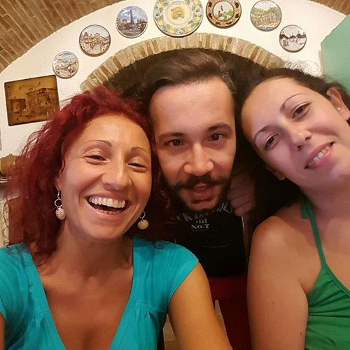 Ferragosto 2015 - the 15th of August - my cousins 😊😊😊 15agosto2015 15agosto 15thofaugust Cousins  Traditionalmoment Biglunch Lunchwithfamily Crazyselfie
