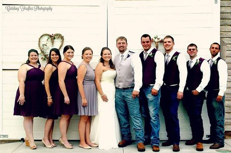 Bridalparty Myfirstweddingasphotographer Myfirstwedding Awesomegroup September122015 Becomingblankingship