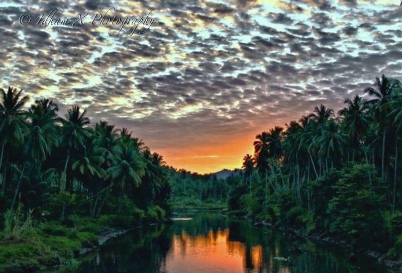 #sunset #sun #clouds #skylovers #sky #nature #beautifulinnature #naturalbeauty #photography #landscape Eye4photography  EyeEm Nature Lover EyeEm Best Shots