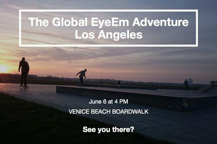Please join us EEA3-Santa Monica / Venice Beach