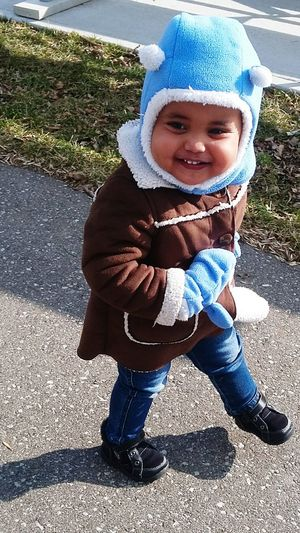 My Love❤ Ameera Timeofmylife Niece  Cutiepie Cute Girl Beautiful Girl Baby Secondyearanniversary Goingtoentersecondyearsoon Run Baby Run