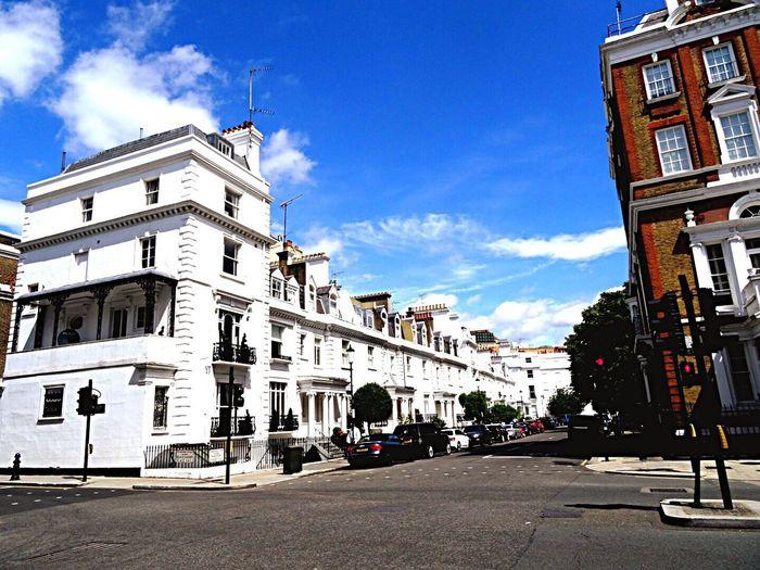 Postcode Postcards Architecture Building Exterior Sky Built Structure London Streetphotography City Building
