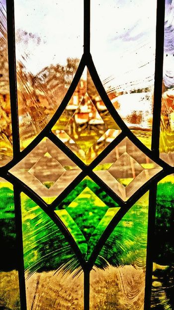 Looking Out Of The Window Through The Looking Glass The View From My Window Textured  Textured Glass Eye Of The Beholder  Patterns & Textures Different Perspective Different View Point Of View Samsung Galaxy S6 Edge Eye4photography  Eyeemphotography Showcase: February My Point Of View Different My Perspective Check This Out Taking Photos