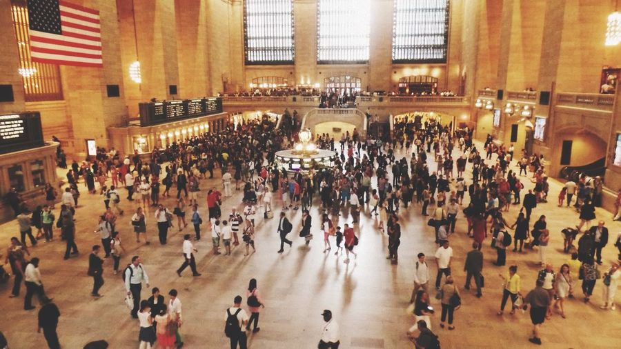 NYC Photography Grand Central Station