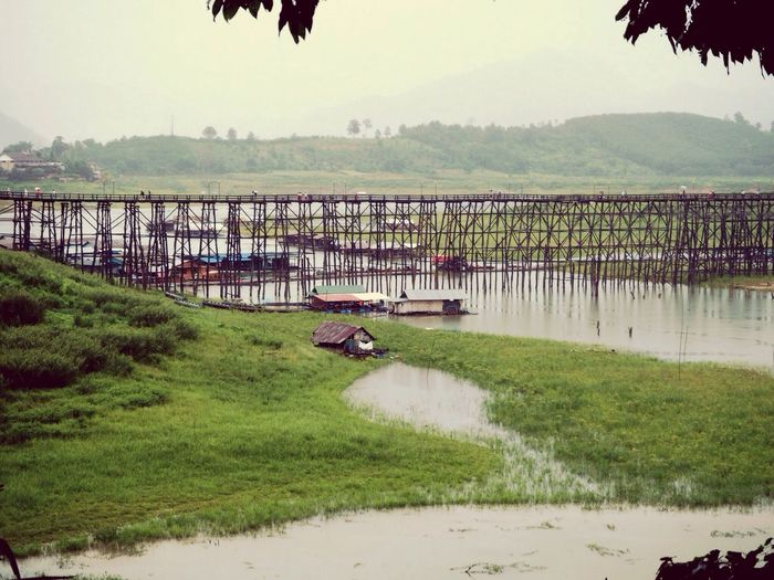 Sunday morning in Sangkla Travel Photography Travel