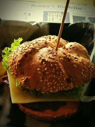 Burger Bobby Burger First Eyeem Photo