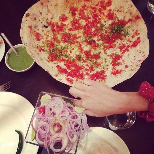 Indian Food @Zaffean Friends music mumbai