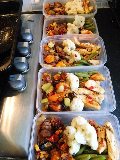 Tupperware Food Prep Same But Different