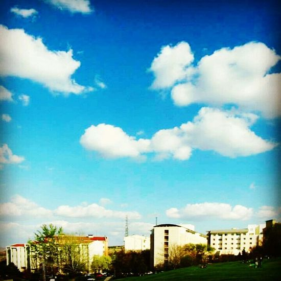 Clouds And Sky Taking Photos Blue Sky Nature Turkey ♡