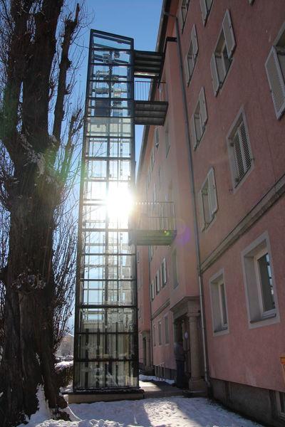 Barrierefrei Barrierefreiheit Barrieren Brechen Beautiful Elevator Handicap Kone Lift Otis Steel