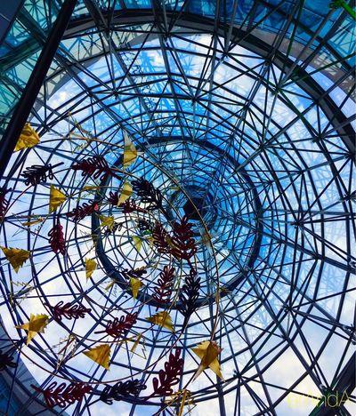 Christmas Decorations Christmasaroundtheworld Glassroof Spining Wheel Photooftheday