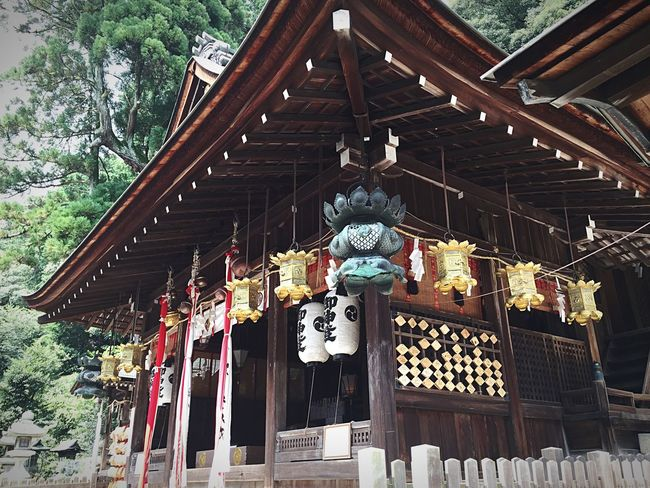神社 Shrine