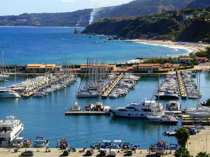 Port Of Tropea Tropea Italy Calabriadascoprire Italy Italy❤️ Italy🇮🇹