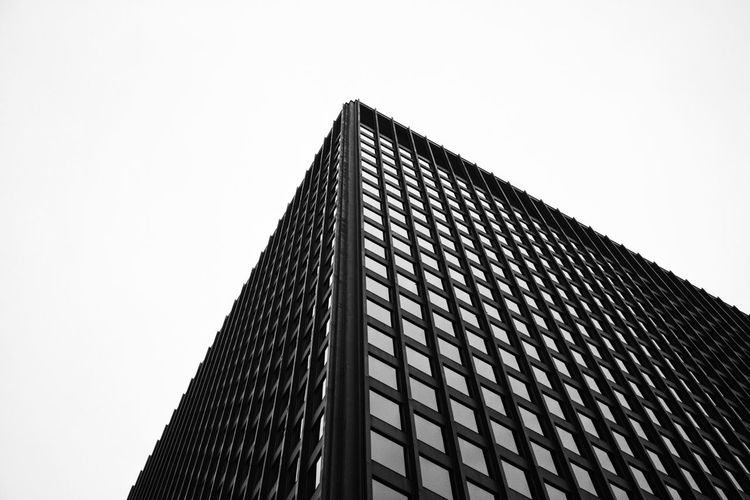 Built Structure Architecture Low Angle View Building Exterior Building Tall - High A New Beginning Office Building Exterior Sky City Clear Sky No People Skyscraper Outdoors
