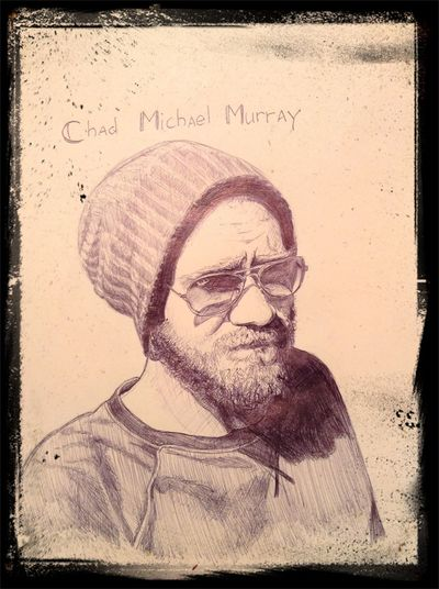 Art Drawing Sketch Chad Michael Murray