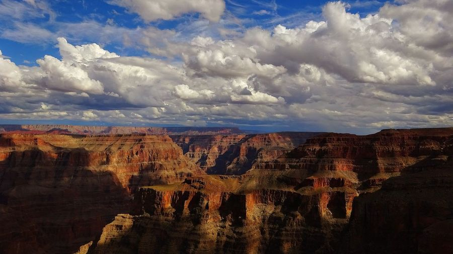 Cloud - Sky Rock Scenics - Nature Sky Rock - Object Rock Formation Beauty In Nature Tranquil Scene Non-urban Scene Tranquility Landscape Solid Canyon Environment Geology Nature Travel Physical Geography No People Travel Destinations Formation Outdoors Eroded Climate Arid Climate EyeEmNewHere
